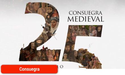 Celebración de la Gala XXV Aniversario Consuegra Medieval