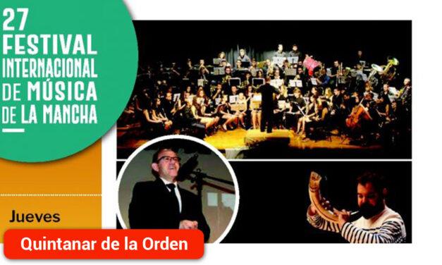La Banda Sinfónica Municipal y Abraham Cupeiro pondrán el broche de oro al Festival de Música