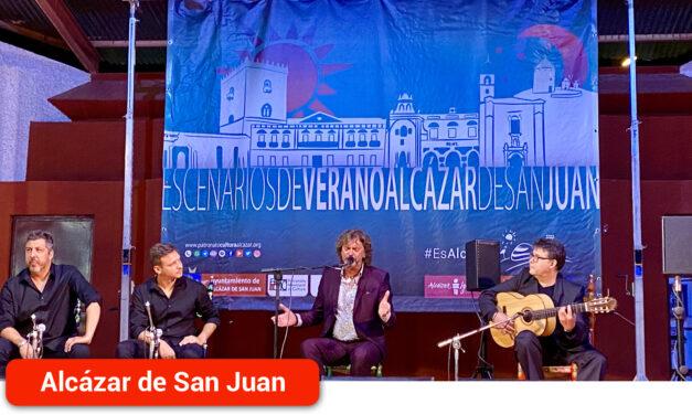 La Peña Flamenca celebró el 25º aniversario de su Gala Flamenca con la actuación del cantaor gaditano Jesús Castilla