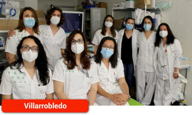 El Gobierno regional renueva el área de endoscopias del Hospital de Villarrobledo con un moderno equipamiento valorado en más de 185.000 euros