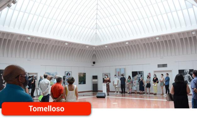 """Inauguradas oficialmente las exposiciones de los Certámenes Artísticos """"Ciudad de Tomelloso"""""""
