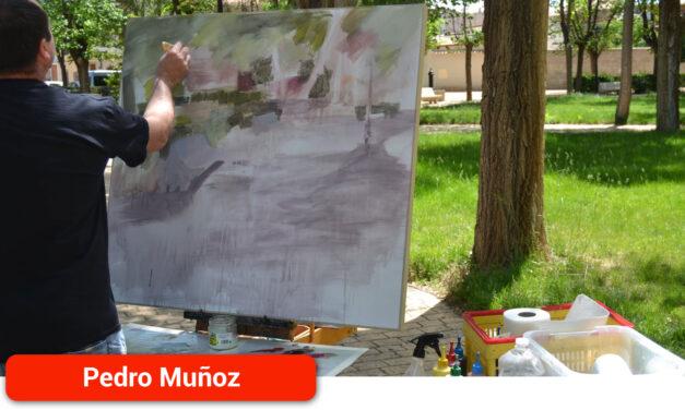 El II Concurso de Pintura Rápida 'Vinos de La Mancha' se celebra este sábado
