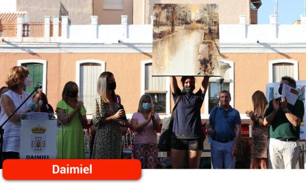 54 artistas participaron en el XVIII Certamen de Pintura Rápida 'Tablas de Daimiel'