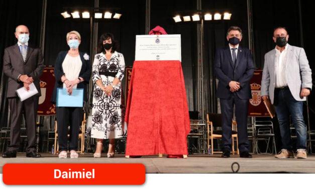 Homenaje a los servicios esenciales de la pandemia con la 'Medalla de Honor' en la Feria y Fiestas