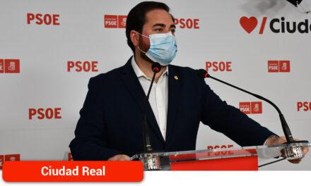 """Pablo Camacho: """"El nuevo Plan de Empleo Regional movilizará casi 29 millones de euros para dar una oportunidad laboral a 3.683 personas de la provincia de Ciudad Real"""""""