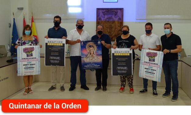 El municipio tendrá unas fiestas con actos lúdicos y religiosos y todas las medidas de seguridad