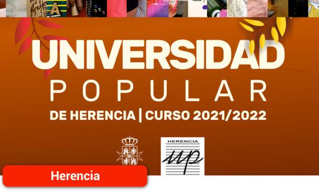 La Universidad Popular ofrece más de 40 cursos y talleres programados para esta nueva edición