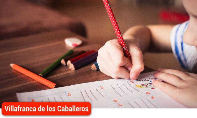 El Ayuntamiento repartirá un vale para canjear por material escolar entre el alumnado de 1º y 2º de Primaria