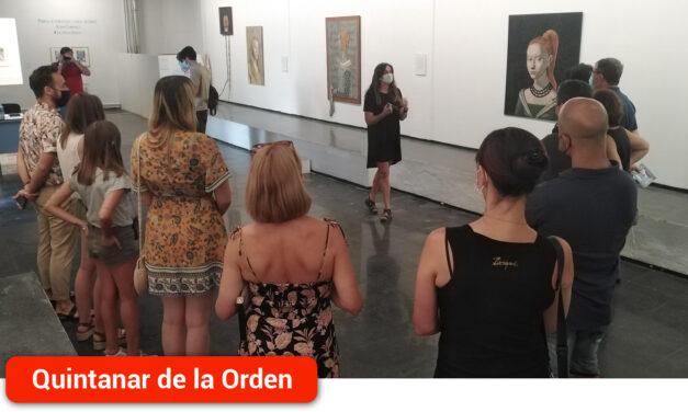 Visita guiada por la obra de Elena Poblete y concierto de Selene Casas en El Dorado