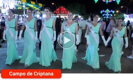 La luz, el color y la alegría vuelven a inundar las calles en la inauguración de la Feria y Fiestas 2021