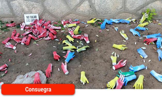 El Ayuntamiento lamenta y condena los actos de vandalismo contra la exposición 'Arte urbano'