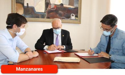 BM Manzanares y Ayuntamiento renuevan su convenio de colaboración
