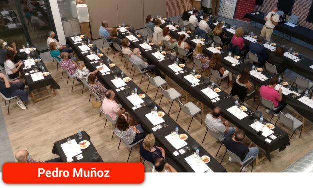 Cata de la fundación Castilla-La Mancha Tierra de Viñedos