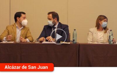 El PP de Castilla-La Mancha fija la estrategia de este trimestre en el Comité de Dirección