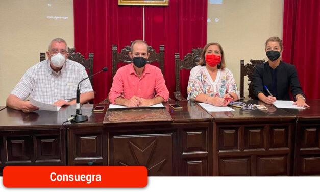 El Ayuntamiento firma un convenio de 12.000 euros con Cruz Roja en apoyo a los colectivos más vulnerables