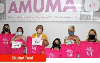 El Gobierno regional renueva su colaboración con AMUMA y su apoyo a la séptima edición de su Carrera Rosa