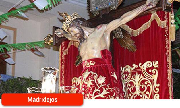 El Cristo del Prado saldrá en procesión el 13 y el 14 de septiembre