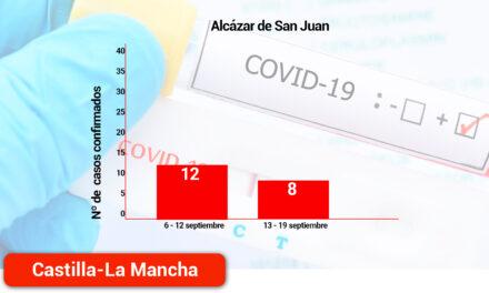 Campo de Criptana protagoniza la mayor reducción de casos con un descenso desde los 46 a los 6  positivos y Herencia donde desaparecen los contagios