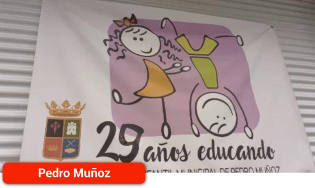 La Escuela Infantil recibe la alegría de los más peques