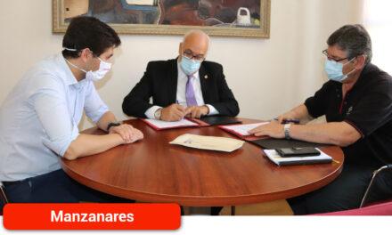 El Manzanares CF recibirá una subvención de 29.500 euros para la temporada 2021/2022