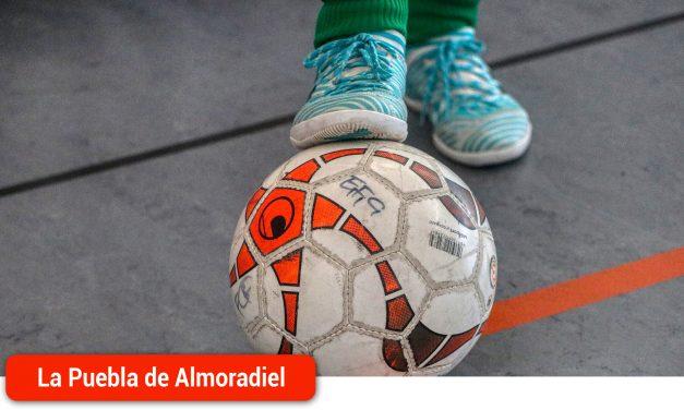 Abierto el periodo de inscripción para disputar la liga de fútbol sala 2021/22