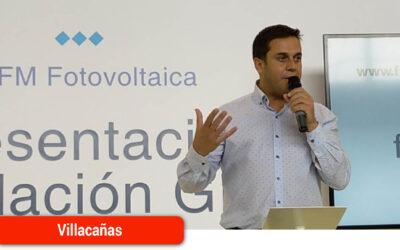 Jaime Martínez participó en la celebración del 21º aniversario de GFM y la presentación de su Fundación, recientemente constituida
