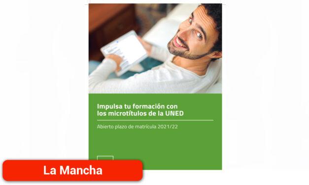 La oferta universitaria de la Uned para este curso incluye 12 microgrados