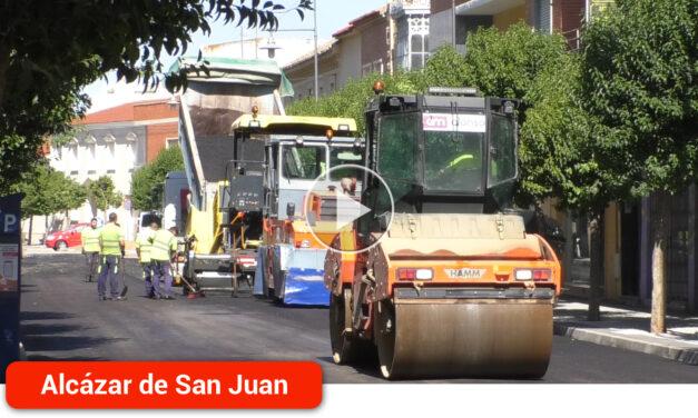 El Ayuntamiento acomete un nuevo Plan de Asfaltado en seis calles de la ciudad