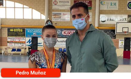 Olivia Izquierdo clasificada para el Campeonato de España de Gimnasia Rítmica