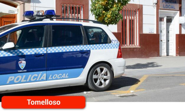 Policía Local y Guardia Civil detienen a tres personas por robo en interior de vivienda