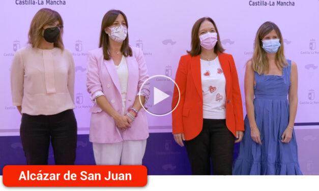 Mercedes Ros y María José Fuenteálamo reciben el I Premio Periodístico Luisa Alberca por la Igualdad de Género de Castilla-La Mancha