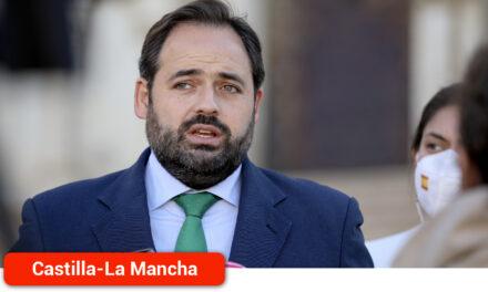 Núñez pide a Page la convocatoria inmediata del Debate sobre el Estado de la Región para analizar la situación de la región
