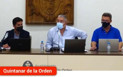 Desavenencias entre los grupos políticos en el Pleno Ordinario del mes de septiembre