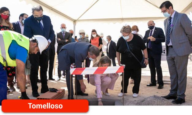 El Gobierno de Castilla-La Mancha avanza en la mejora de la calidad de la asistencia sanitaria en Tomelloso con la construcción de un nuevo centro de salud