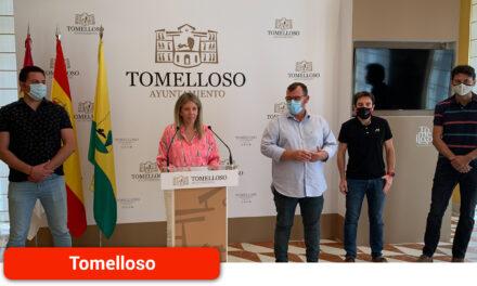 """Jiménez anuncia el regreso de la 10K CorreEnTomelloso """"para volver a vivir, sentir y respirar el deporte en la calle"""""""