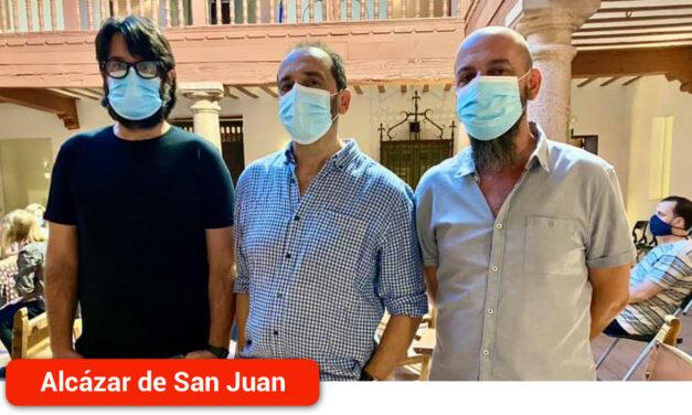 """Santiago Casero presenta """"Las sustituciones"""", Premio Tiflos de Cuento 2020"""