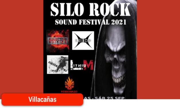 El 25 de septiembre regresa al programa cultural villacañero el Silo Rock Sound Festival