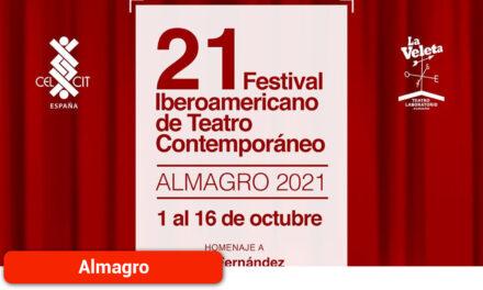Vuelve a Almagro el teatro contemporáneo con público gracias al XXI Festival Iberoamericano