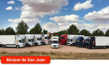 """""""La rubia"""" desaparecerá de los camiones de la empresa alcazareña denunciada por publicidad sexista"""