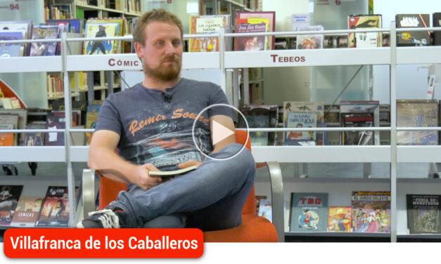 Ambientada en un mundo post-apocalíptico e inhóspito, Jaime Jimeno presenta su primera novela, 'Resurgir' con la que estará presente en la Feria del Libro de Madrid