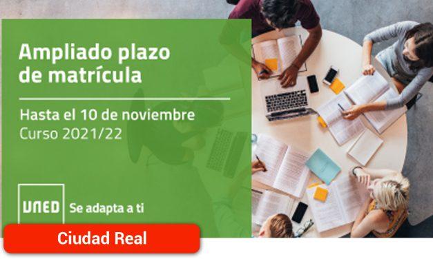 La Uned amplía el plazo de matrícula hasta el 10 de noviembre