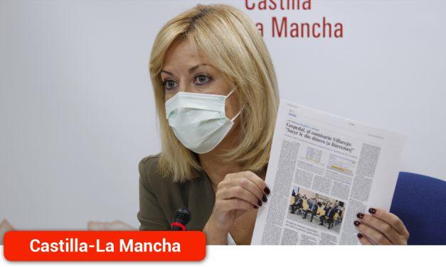 Abengózar pide «fuertemente» a Núñez que su candidatura excluya a Cospedal