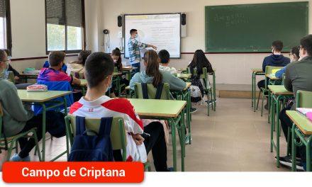 La Asociación Luz de La Mancha imparte charlas sobre salud mental en los institutos de Educación Secundaria de la comarca