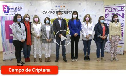 Blanca Fernández pone en valor el trabajo del Centro de la Mujer y anuncia que se destinará un millón de euros para mejorar los centros de la región