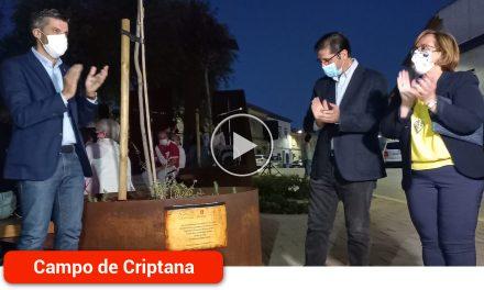 La Plaza del Calvario cobra vida en el día de su inauguración