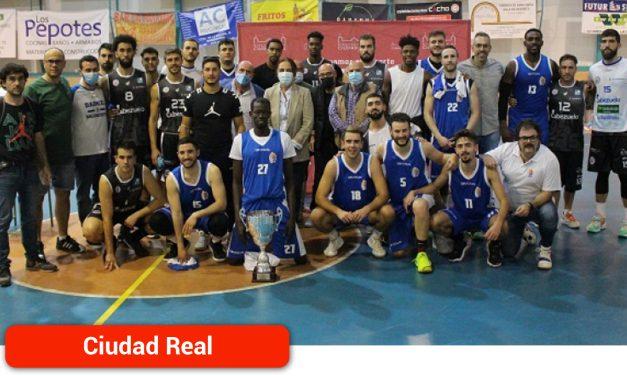 Autocares Rodríguez Daimiel Campeón de la Copa Diputación 2021