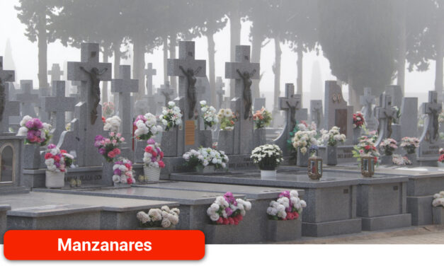 El cementerio se prepara para el aluvión de visitas del fin de semana