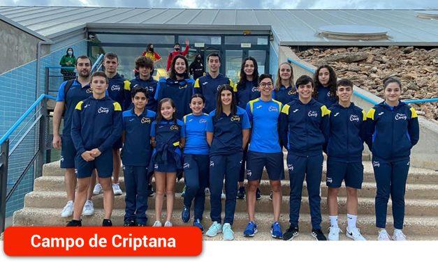 Gran actuación de los nadadores la primera jornada del circuito castellano manchego de natación