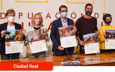 La Diputación colabora una edición más con AFANION con la impresión de su calendario bajo el lema 'El mundo que queremos heredar'