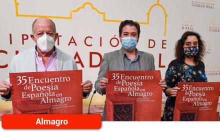 El Encuentro de Poesía Española vuelve con destacados cantautores y poetas del panorama nacional